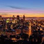 Montreal vue du ciel