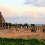 Shore Temple en Inde