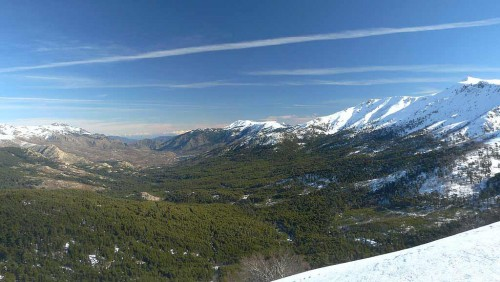 Vallée du Niolu, en Corse